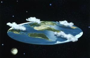 plaska ziemia